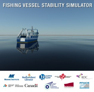 Fishing Vessel Stability Simulator