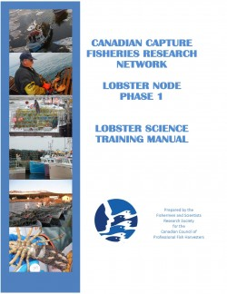 Interested In Lobster Data Collection And Is The Phase 1 Of Canadian Capture Fisheries Research Network Node It Includes A Bilingual DVD